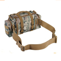 Sedex pillar 4 factory audit customized hand made good quality waist bag for men