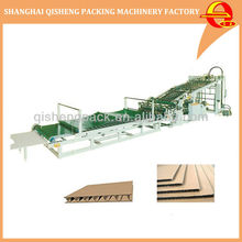 Full Automatic Carton Box Corrugated Cardboard Flute Laminating Machine