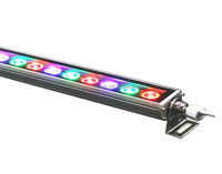 DC 24V RGB 3-in-1 22W LED Wall Wash Light for Outdoor Lighting