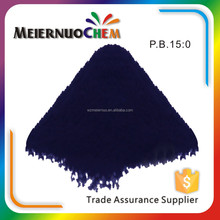 Organic Pigment blue15:0 for Inks, Coating, Paint, Plastic and Rubber ceramic pigment colors