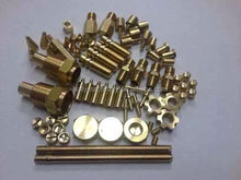 CNC drilling machine accessory processing