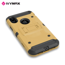 IVYMAX wholesale cellphone accessory 360 case protector for iphone x