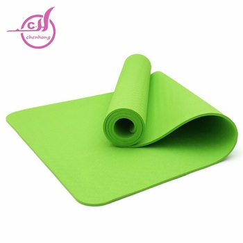 Washable durable Fitness Yoga Mat With Carry Strap&bag