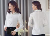 Fashion factory provide women formal blouse