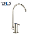 Factory Supply Cheap Stainless Steel Rust-Proof Kitchen Beverage Faucets Filtered Water Drinking Faucet Deck Mounted for Sale