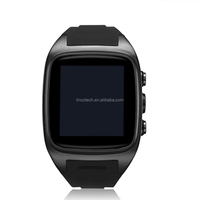 "320*240PX IP65 WIFI(Bluetooth Share)Smart Interface 1.54"" Touch Screen Bluetooth Smartwatch For Andriod IOS Iphone Samsung HTC"
