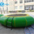 Plato 0.9mm PVC tarpaulin Jumping Water Catapult Blob Inflatable Water Blob For River