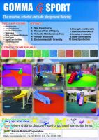 rubber flooring for playground