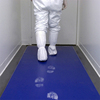China Factory Price 24 x 36inch Blue Cleanroom Sticky Mat