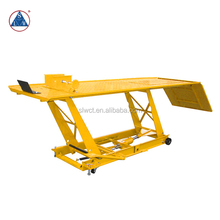 200kg Portable Hydraulic Motorcycle Lift Platform
