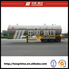 Good Performance Gas LPG Tanker Truck Trailer
