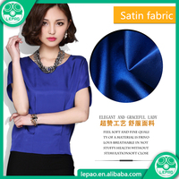 woven satin fabric factory,polyester Gem color fabric,Fabric made of skirt