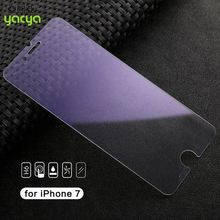 wholesale cell phone accessories clear tempered glass screen protector for iphone4 4s anti blue light tempered glass