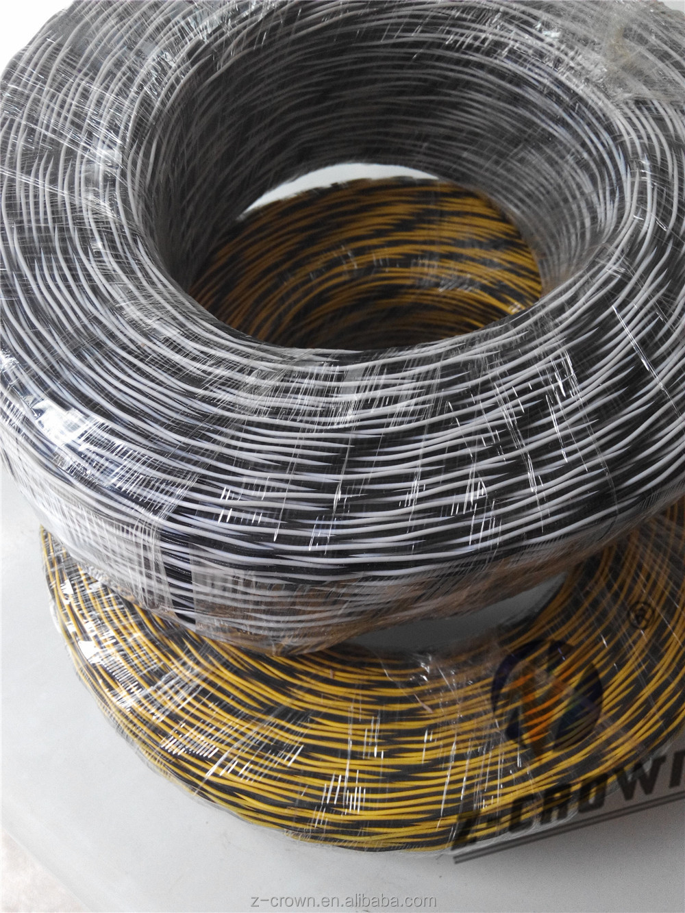 Beautiful Twisted Telephone Cable Wires Ideas - Electrical Circuit ...