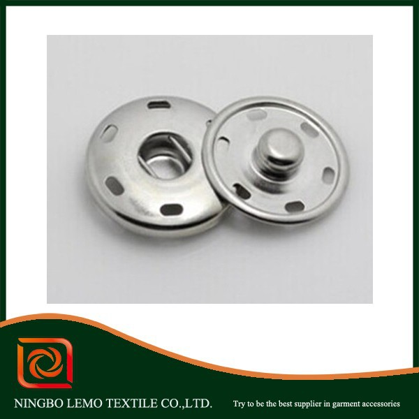 Lemo Metal Snap Button Fastener for Leather Jacket