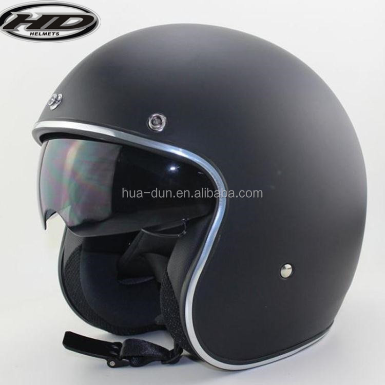 new model retro motorcycle helmet ,open face helmet HD-588