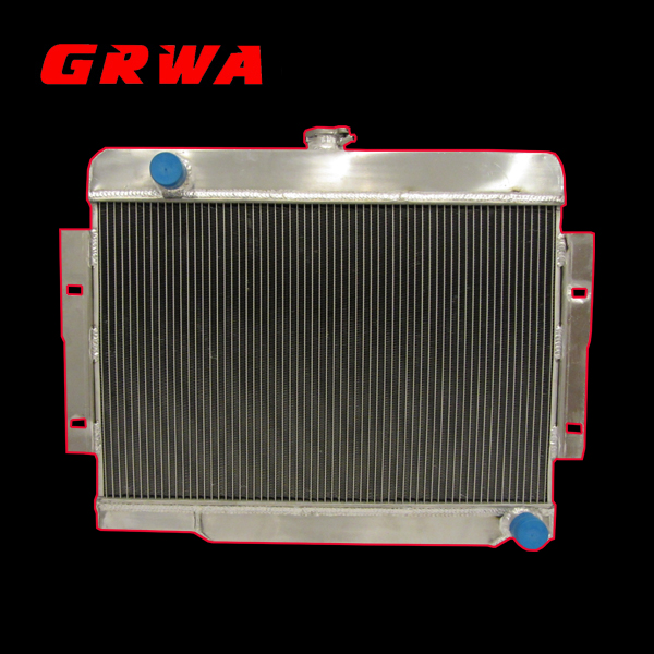 52 Thickness Full Aluminum Radiator For Jeep 72-86