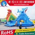 hot selling cheap inflatable water park games