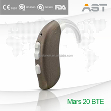 Mars 20 High Performance Wireless Hearing Aid BTE