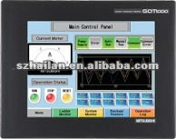 Mitsubishi Human Machine Interface( a new generation of HMI GT1275-VNBA/D)
