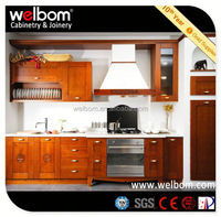 2014 WELBOM New Style Sellers Antique Kitchen Cabinet