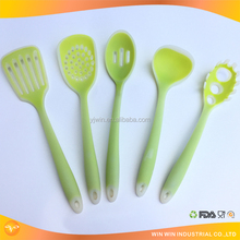 best selling products 2017 in usa silicone spatula set/kitchen tools