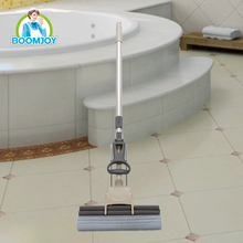 Eco double roller home easy use durable PVA sponge floor mop