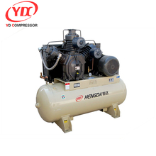High Pressure r22 r134a r12 refrigeration gas compressor 140CFM 580PSI 60HP