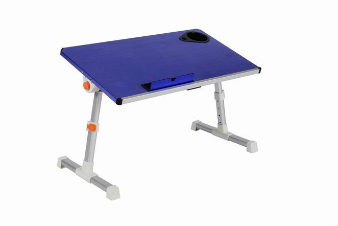 Special Popular Comfortable and Foldable Aluminum Computer Table