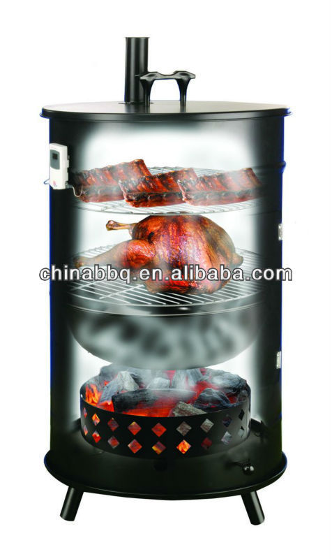 16'' smoker bbq industrial smokers KY8540