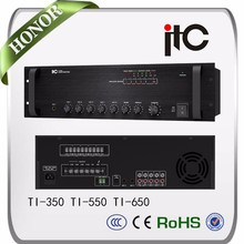 ITC TI-350 Series Professional Mixer Loop 250w amplifier