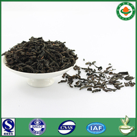 Top grade organic black tea national gift loose tea for low price wholesale