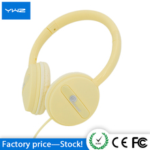 Earphone manufacturer stereo handsfree mobile fashion head set the best sound quality headphone