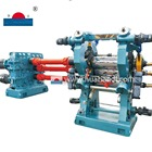 China Huahan FOUR Calender Machine with CE Certificate for rubber