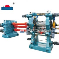 China Huahan FOUR Calender Machine With