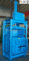 Y82 vertical baler machine for used carton with low price