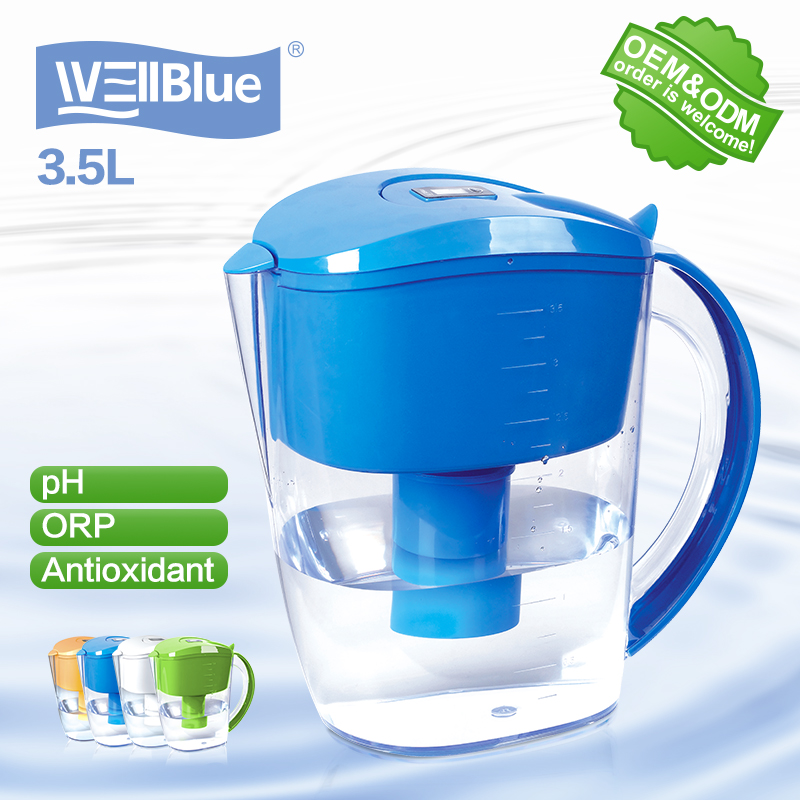 3.5L office&home alkaline water filter