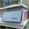 high quality seperat flat panel solar water heaters central heating hot water