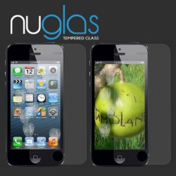 Nuglas Mobile Accessories Wholesale for iPhone 5 Screen Protector Tempered Glass