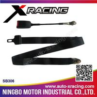 SB306 Xracing racing seat belt,belt,4 point car safety belt clips