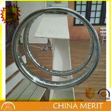 steel material 16 motorcycle rim for supermoto