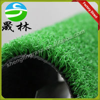 hot sales plastic pe artificial grass car mat