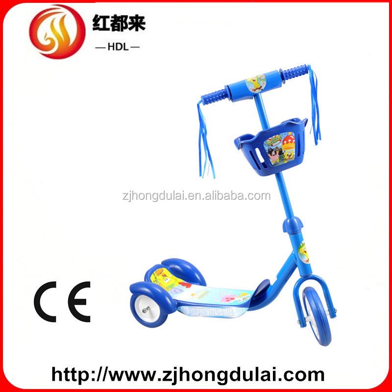 HDL~ 705 Cheap sales smart kids scooter