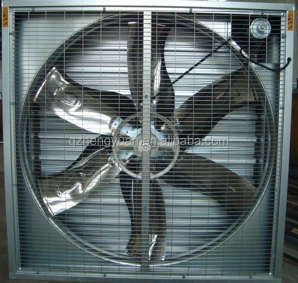 Small Wall Mounted Industrial Fans : Wall mounted small exhaust fans for poultry house