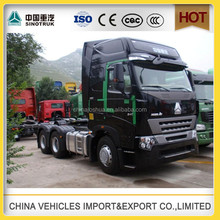 Sinotruk 6X4 340hp Howo Tractor ZZ4257S3241W Truck for sale truck tow hook