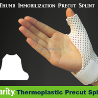 Thermoplastic Thumb Splint
