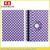 Polka Dot 360 Rotating Leather Tablet Cases For iPad mini 4