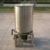 Puxin CE certified 1 ton per hour commercialized kitchen waste Pulverizer