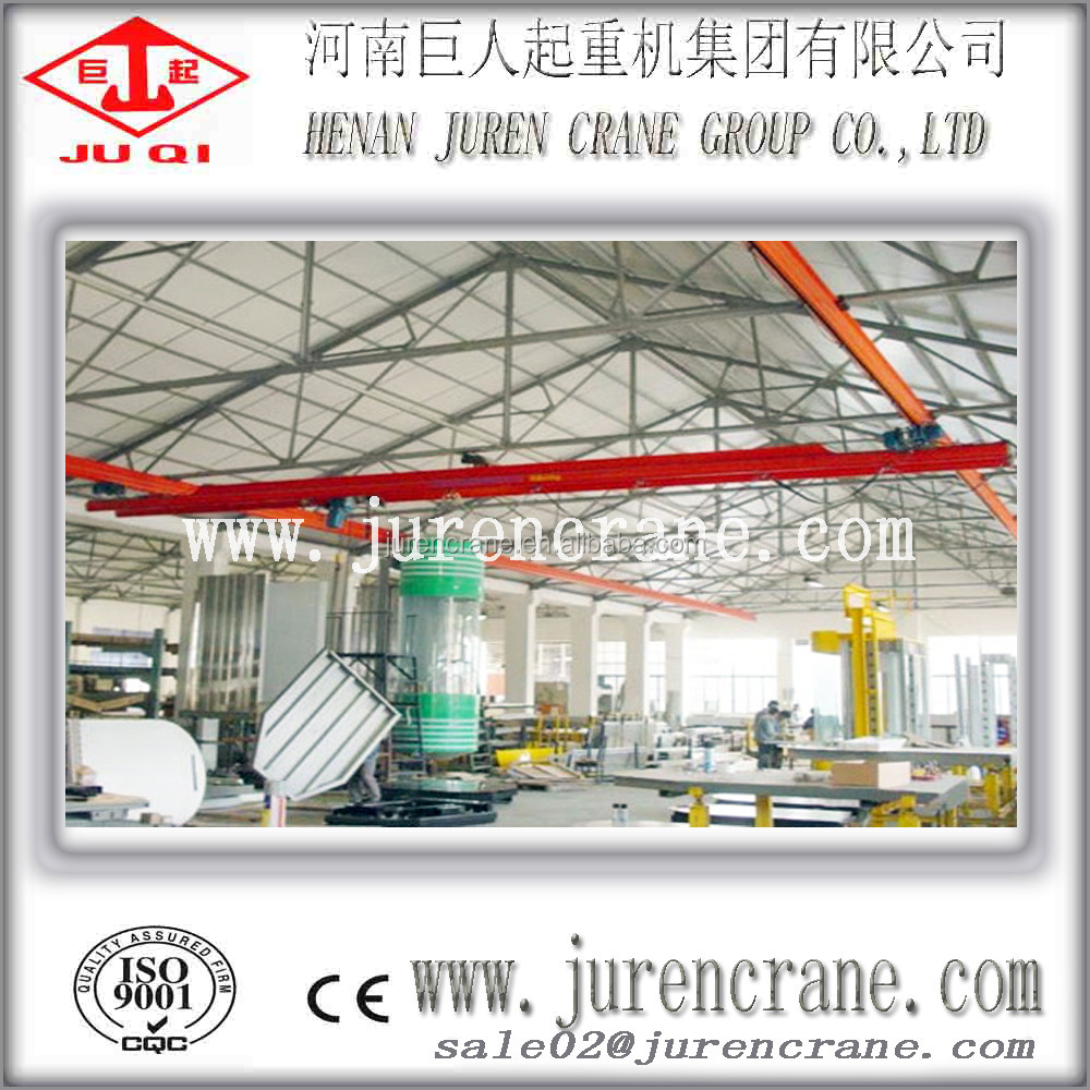 KBK automatic lightweight travelling overhead crane 4t 5t