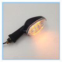 Clear Lens Super Bright led motorcycle turn signal motorcycle led turn signal